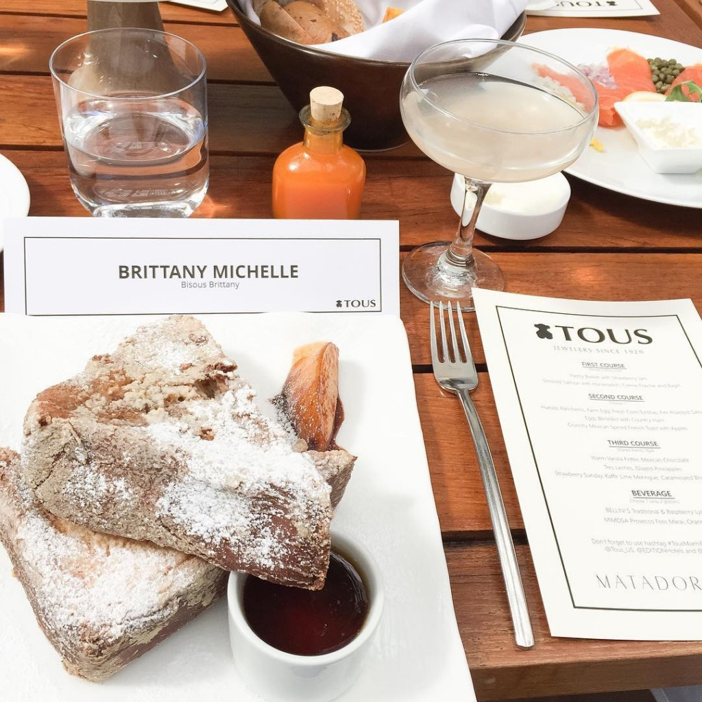 Brunching with some fabulous bloggers at the editionhotels with myhellip