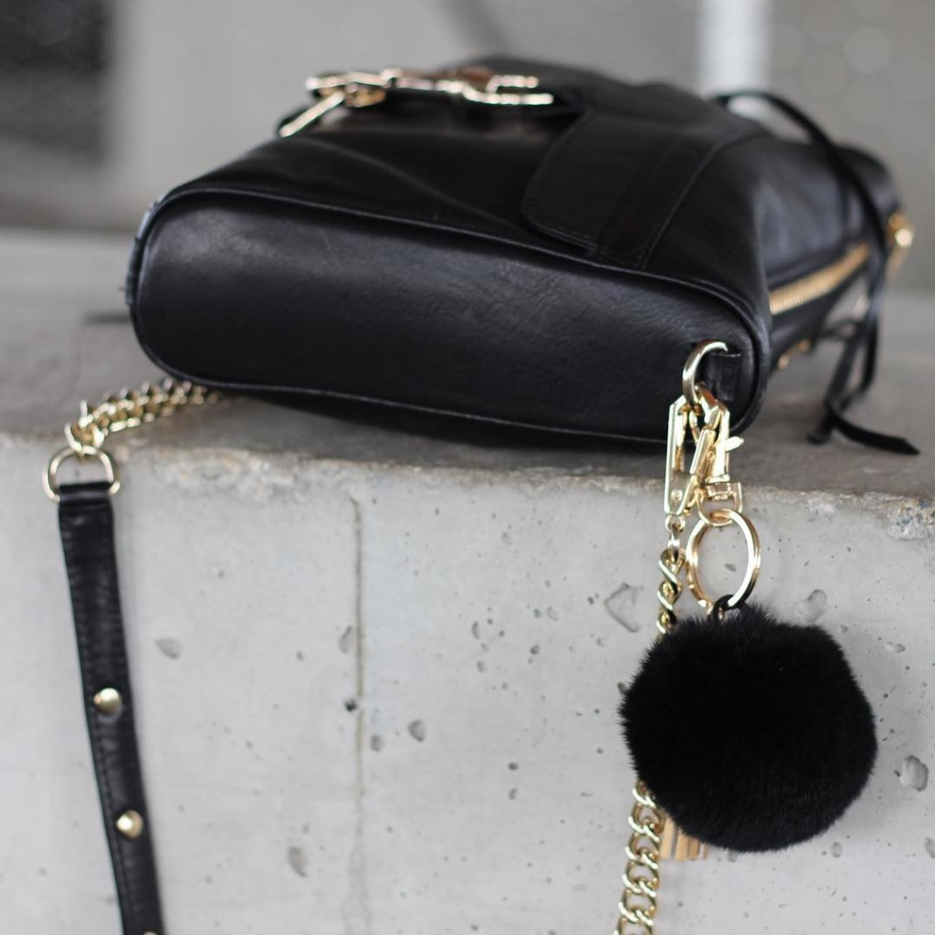 Rebecca Minkoff Bag X Pom Pom I have been lovinghellip