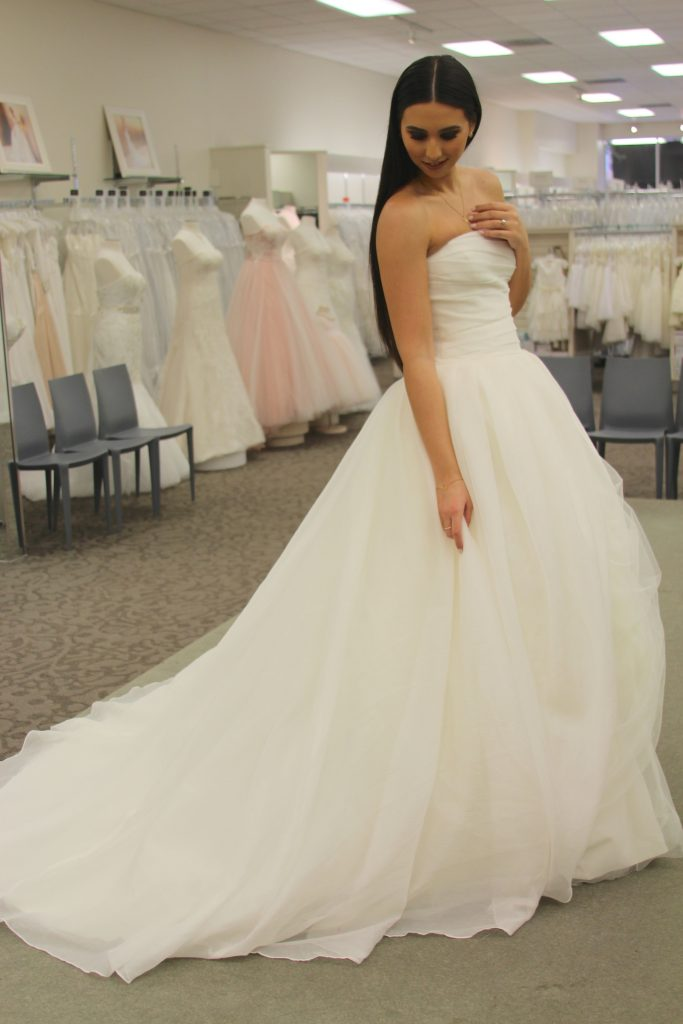 David's Bridal - Wedding - Bride - Fashion Blogger - Meet The Stylist - BisousBrittany - Bisous, Brittany