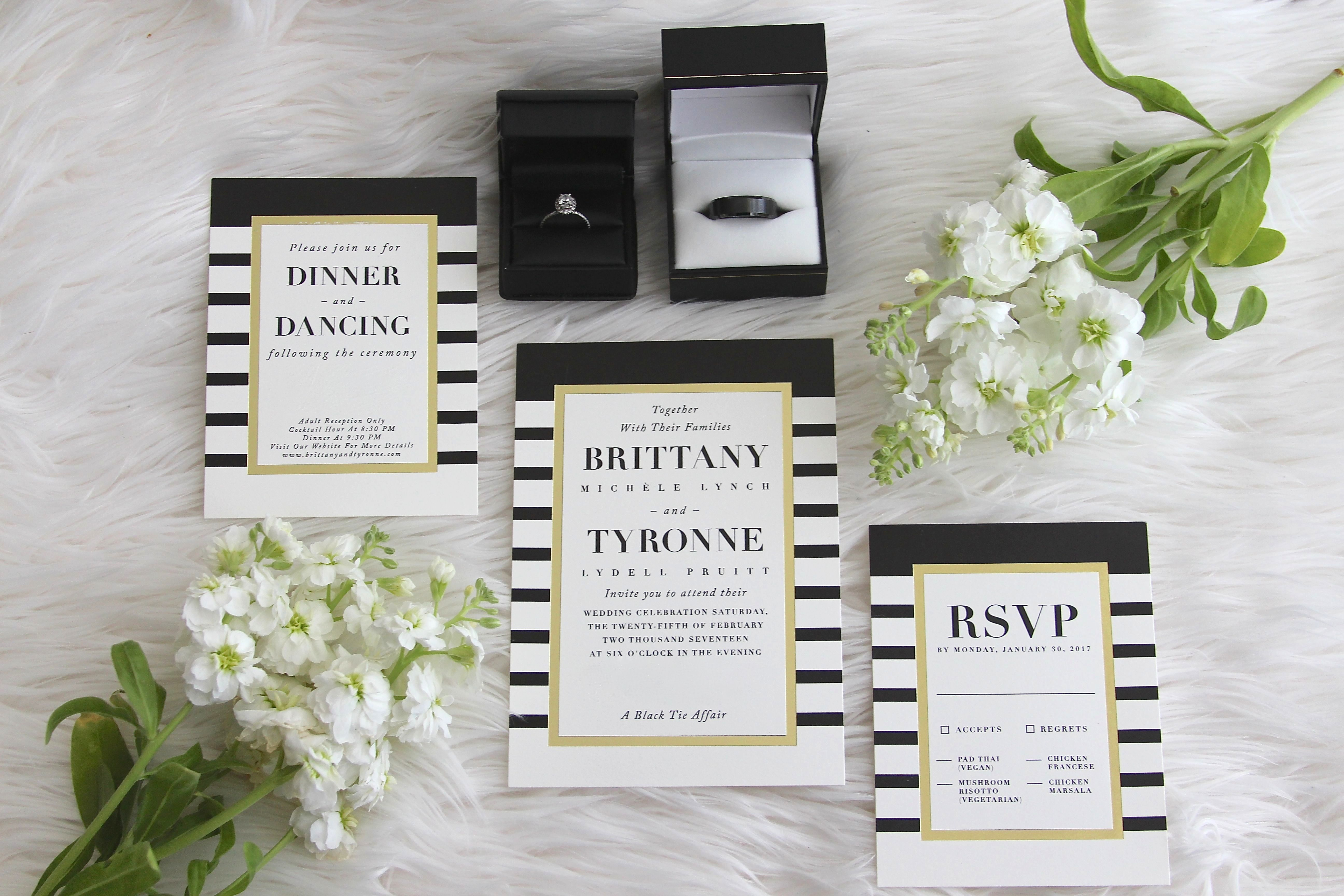 modern chic minted wedding invitations minted wedding invitations Minted Minted Wedding Wedding Wedding Invitations Black Tie Black Tie Affair
