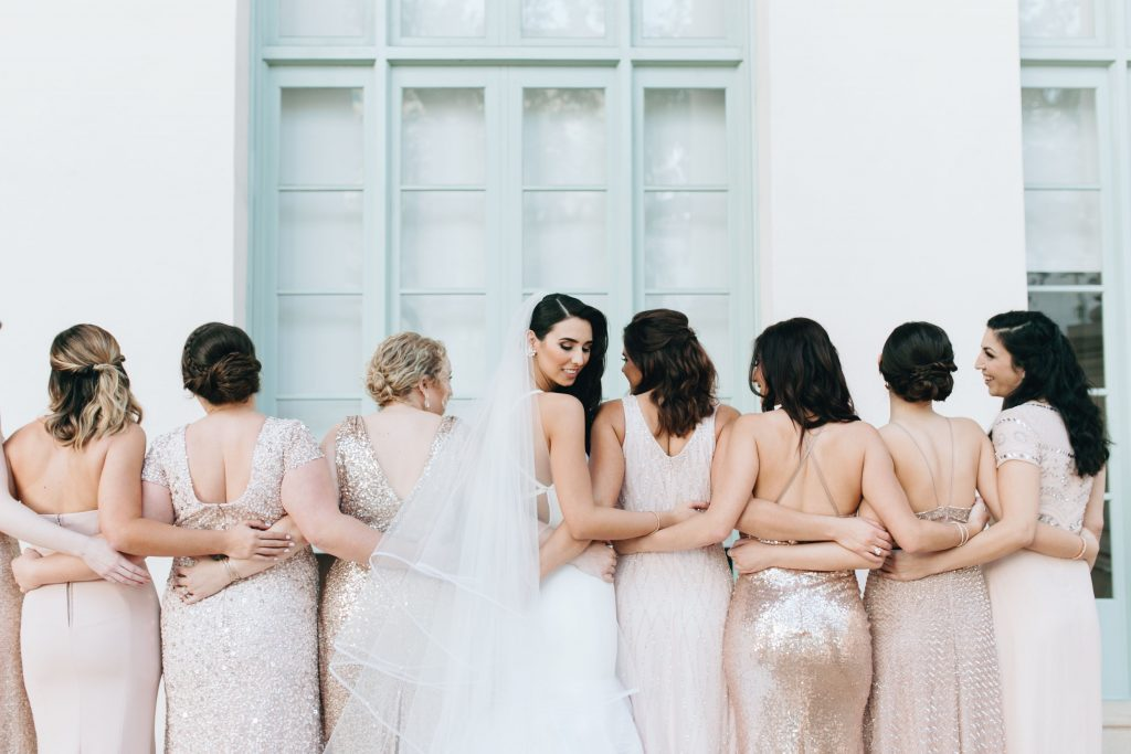 Miami Wedding - Florida Wedding - Vera Wang Bridal- Bisous Brittany - BisousBrittany