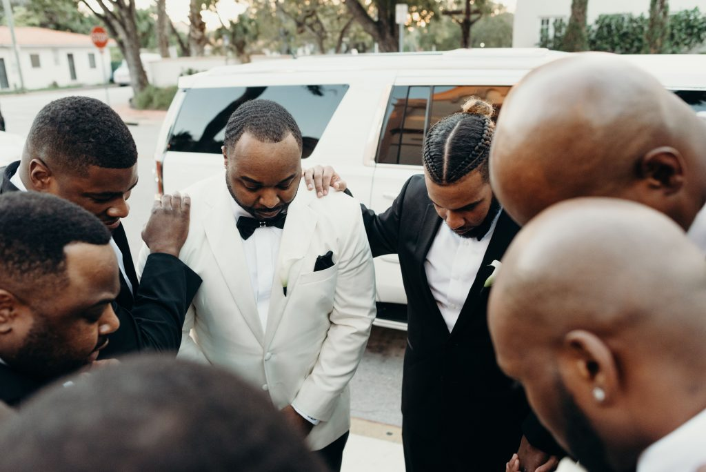 Miami Wedding - Florida Wedding - Tuxedo- Bisous Brittany - BisousBrittany