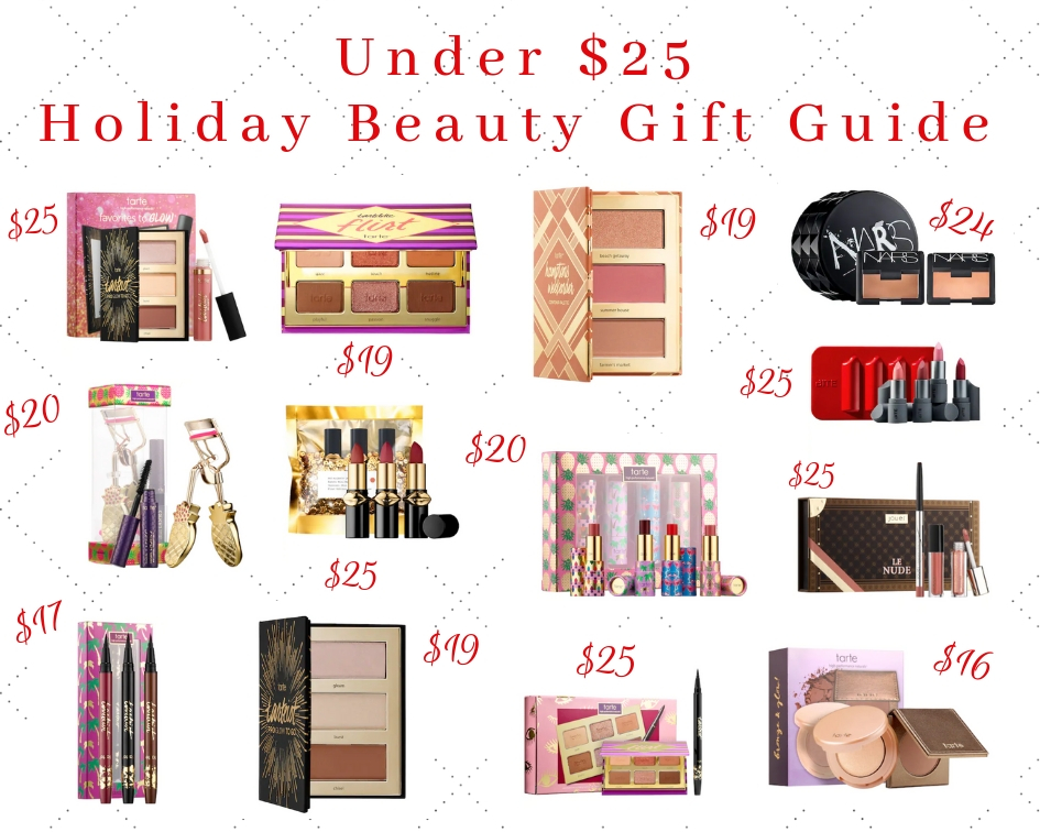 Under $25- Holiday Beauty Gift Guide - BisousBrittany - Bisous Brittany